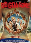 """Постер 3 из 6 из фильма """"Айда на Гоа и обратно"""" /Go Goa Gone/ (2013)"""