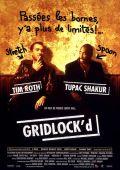 """Постер 4 из 5 из фильма """"В тупике"""" /Gridlock'd/ (1997)"""