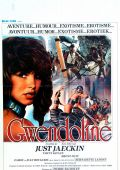 """Постер 3 из 5 из фильма """"Гвендолин"""" /Gwendoline/ (1984)"""