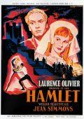"""Постер 1 из 1 из фильма """"Гамлет"""" /Hamlet/ (1948)"""