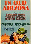 "Постер 1 из 3 из фильма ""В старой Аризоне"" /In Old Arizona/ (1928)"