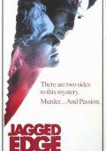 """Постер 4 из 5 из фильма """"Зазубренное лезвие"""" /Jagged Edge/ (1985)"""