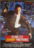 "Постер 5 из 8 из фильма ""Джонни Мнемоник"" /Johnny Mnemonic/ (1995)"