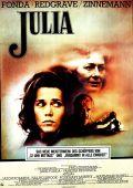 """Постер 4 из 5 из фильма """"Джулия"""" /Julia/ (1977)"""