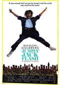 """Постер 2 из 4 из фильма """"Джек-попрыгун"""" /Jumpin' Jack Flash/ (1986)"""