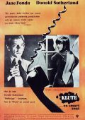 "Постер 2 из 10 из фильма ""Клют"" /Klute/ (1971)"
