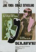 "Постер 4 из 10 из фильма ""Клют"" /Klute/ (1971)"