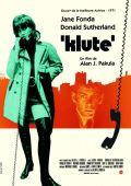 "Постер 3 из 10 из фильма ""Клют"" /Klute/ (1971)"
