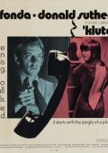 "Постер 10 из 10 из фильма ""Клют"" /Klute/ (1971)"