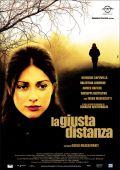 """Постер 1 из 1 из фильма """"Держать дистанцию"""" /La giusta distanza/ (2007)"""