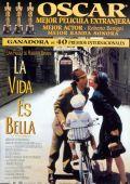 """Постер 7 из 7 из фильма """"Жизнь прекрасна"""" /La vita è bella/ (1997)"""