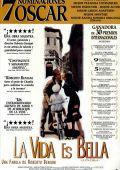 """Постер 6 из 7 из фильма """"Жизнь прекрасна"""" /La vita è bella/ (1997)"""