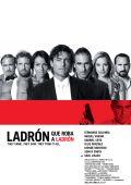 """Постер 1 из 1 из фильма """"Как вор у вора дубинку украл"""" /Ladron que roba a ladron/ (2007)"""