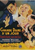 "Постер 2 из 7 из фильма ""Леди на один день"" /Lady for a Day/ (1933)"