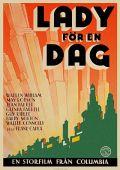"Постер 4 из 7 из фильма ""Леди на один день"" /Lady for a Day/ (1933)"