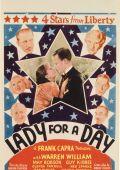 "Постер 7 из 7 из фильма ""Леди на один день"" /Lady for a Day/ (1933)"