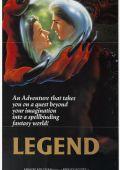 "Постер 3 из 7 из фильма ""Легенда"" /Legend/ (1985)"