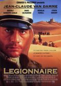 "Постер 1 из 3 из фильма ""Легионер"" /Legionnaire/ (1998)"