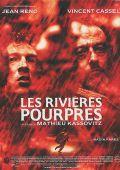 "Постер 5 из 9 из фильма ""Багровые реки"" /Les rivieres pourpres/ (2000)"
