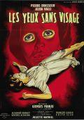 """Постер 3 из 5 из фильма """"Глаза без лица"""" /Les yeux sans visage/ (1960)"""
