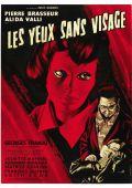 """Постер 2 из 5 из фильма """"Глаза без лица"""" /Les yeux sans visage/ (1960)"""
