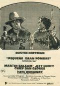 """Постер 5 из 10 из фильма """"Маленький большой человек"""" /Little Big Man/ (1970)"""
