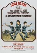 """Постер 1 из 10 из фильма """"Маленький большой человек"""" /Little Big Man/ (1970)"""