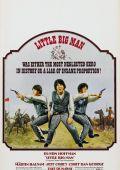 """Постер 10 из 10 из фильма """"Маленький большой человек"""" /Little Big Man/ (1970)"""