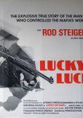 """Постер 1 из 2 из фильма """"Лаки Лучиано"""" /Lucky Luciano/ (1973)"""