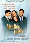 "Постер 4 из 4 из фильма ""Бешеный пес и Глори"" /Mad Dog And Glory/ (1993)"