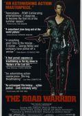 """Постер 11 из 13 из фильма """"Безумный Макс 2: Воин дороги"""" /Mad Max 2: The Road Warrior/ (1981)"""