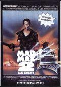 """Постер 10 из 13 из фильма """"Безумный Макс 2: Воин дороги"""" /Mad Max 2: The Road Warrior/ (1981)"""