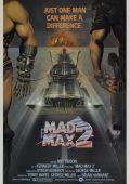 """Постер 4 из 13 из фильма """"Безумный Макс 2: Воин дороги"""" /Mad Max 2: The Road Warrior/ (1981)"""