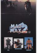 """Постер 12 из 13 из фильма """"Безумный Макс 2: Воин дороги"""" /Mad Max 2: The Road Warrior/ (1981)"""