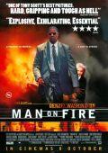 """Постер 6 из 10 из фильма """"Гнев"""" /Man on Fire/ (2004)"""