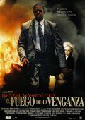 """Постер 4 из 10 из фильма """"Гнев"""" /Man on Fire/ (2004)"""