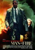 """Постер 9 из 10 из фильма """"Гнев"""" /Man on Fire/ (2004)"""