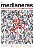 """Постер 2 из 11 из фильма """"Глухие стены"""" /Medianeras/ (2011)"""