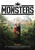 """Постер 15 из 19 из фильма """"Монстры"""" /Monsters/ (2010)"""