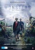 """Постер 6 из 19 из фильма """"Монстры"""" /Monsters/ (2010)"""