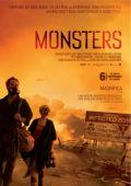 """Постер 3 из 19 из фильма """"Монстры"""" /Monsters/ (2010)"""
