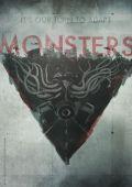 """Постер 11 из 19 из фильма """"Монстры"""" /Monsters/ (2010)"""