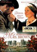 "Постер 1 из 4 из фильма ""Ее величество Миссис Браун"" /Mrs Brown/ (1997)"