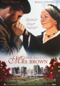 "Постер 3 из 4 из фильма ""Ее величество Миссис Браун"" /Mrs Brown/ (1997)"
