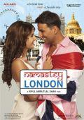 "Постер 13 из 15 из фильма ""Намасте Лондон"" /Namastey London/ (2007)"