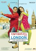 "Постер 2 из 15 из фильма ""Намасте Лондон"" /Namastey London/ (2007)"