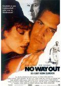 """Постер 3 из 5 из фильма """"Нет выхода"""" /No Way Out/ (1987)"""