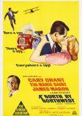 """Постер 21 из 23 из фильма """"На север через северо-запад"""" /North by Northwest/ (1959)"""