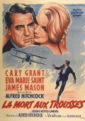 """Постер 7 из 23 из фильма """"На север через северо-запад"""" /North by Northwest/ (1959)"""
