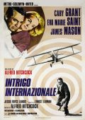 """Постер 5 из 23 из фильма """"На север через северо-запад"""" /North by Northwest/ (1959)"""